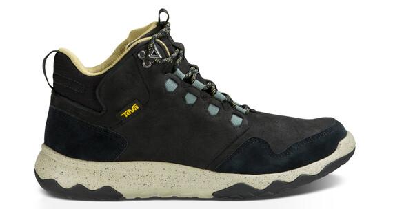 Teva M's Arrowood LUX Mid WP Shoes Black